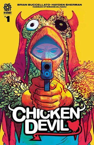 Chicken Devil #1 (2021)