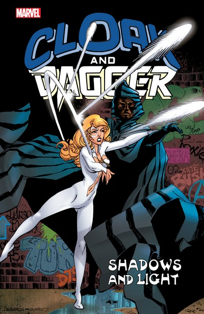 Cloak And Dagger – Shadows And Light (TPB) (2017)
