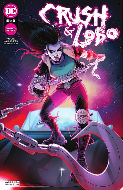 Crush and Lobo #5 (2021)