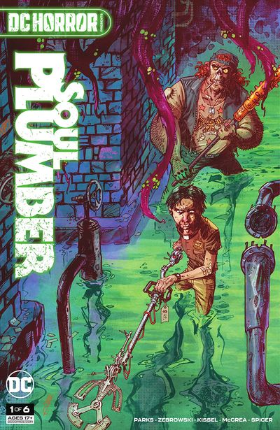 DC Horror Presents – Soul Plumber #1 (2021)