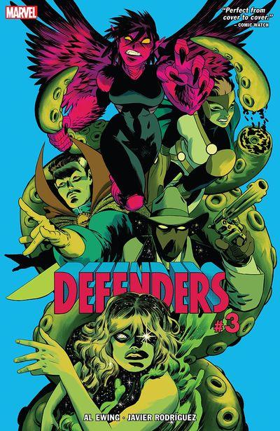 Defenders #3 (2021)