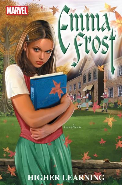 Emma Frost Vol. 1 – 3 (TPB) (2004-2005)