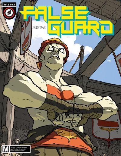 False Guard #5 (2021)