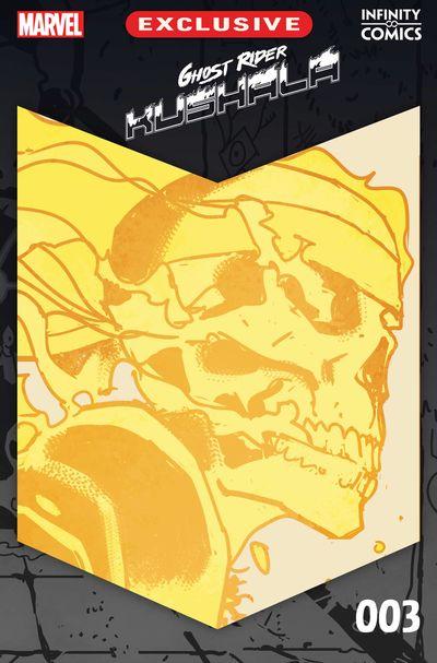Ghost Rider – Kushala Infinity Comic #3 (2021)