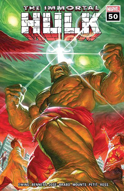 Immortal Hulk #50 (2021)