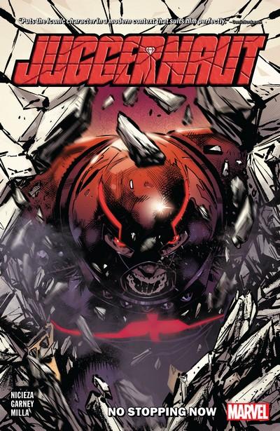 Juggernaut – No Stopping Now (TPB) (2021)