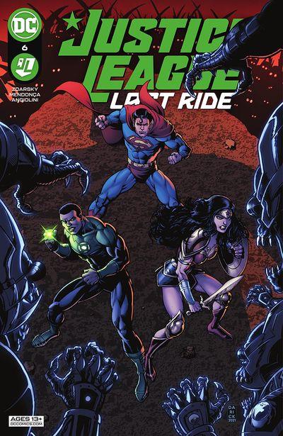 Justice League – Last Ride #6 (2021)