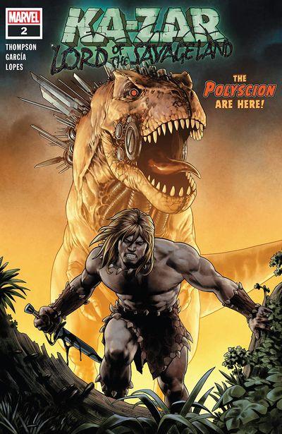 Ka-Zar Lord of the Savage Land #2 (2021)