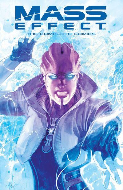 Mass Effect – The Complete Comics (2020)