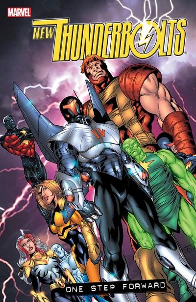 New Thunderbolts Vol. 1 – 3 (TPB) (2005-2006)