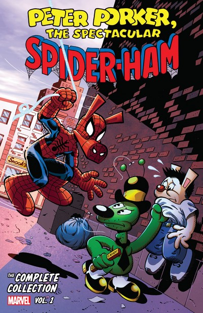 Peter Porker, The Spectacular Spider-Ham – The Complete Collection Vol. 1 (2019)