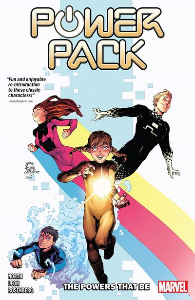 Power Pack – The Powers That Be (TPB) (2020)