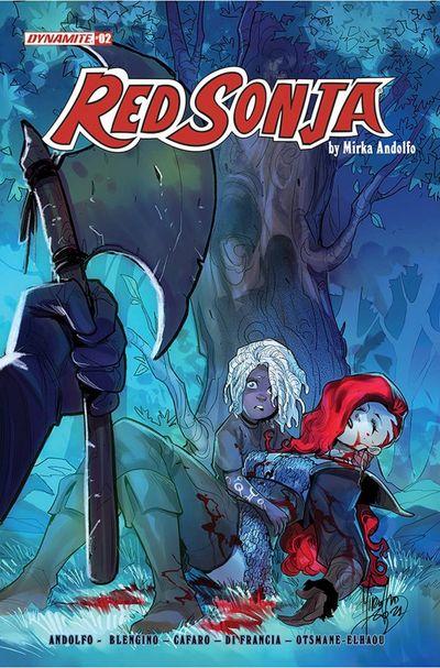 Red Sonja #2 (2021)