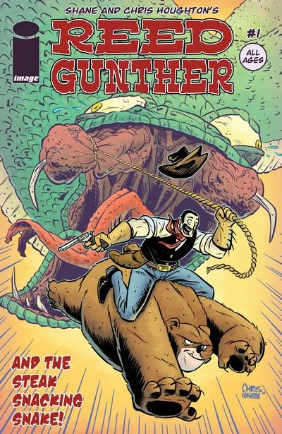 Reed Gunther #1 – 10 (2011-2012)