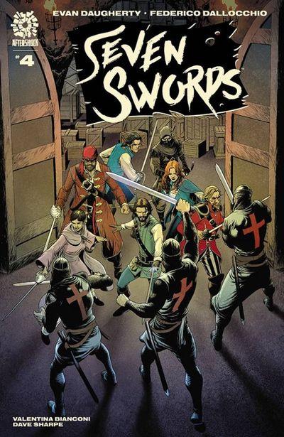Seven Swords #4 (2021)