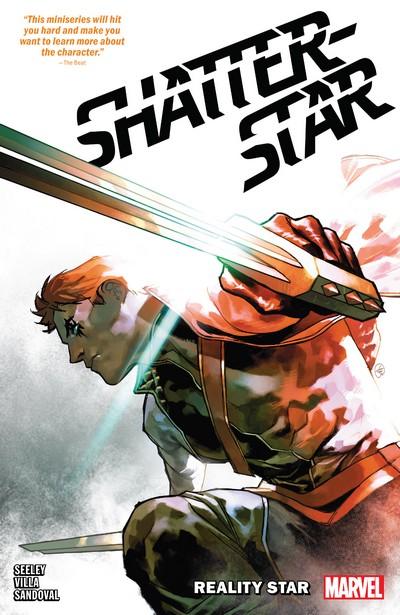 Shatterstar – Reality Star (TPB) (2019)