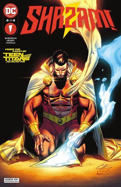 Shazam! #4 (2021)