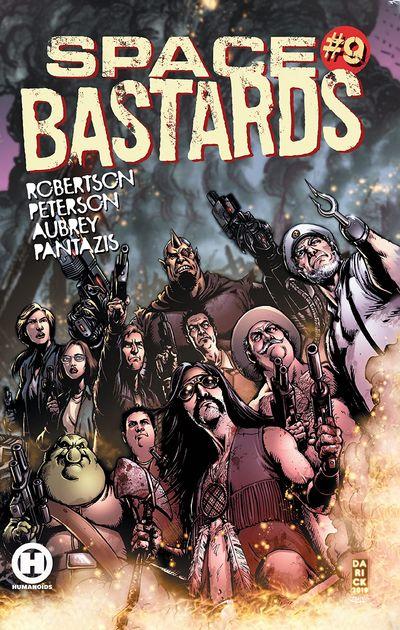 Space Bastards #9 (2021)