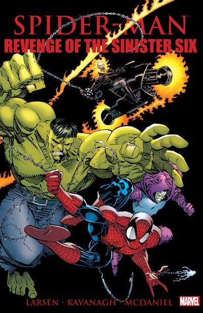 Spider-Man – Revenge of the Sinister Six (TPB) (2012)