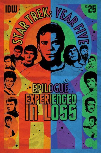 Star Trek – Year Five #25 (2021)