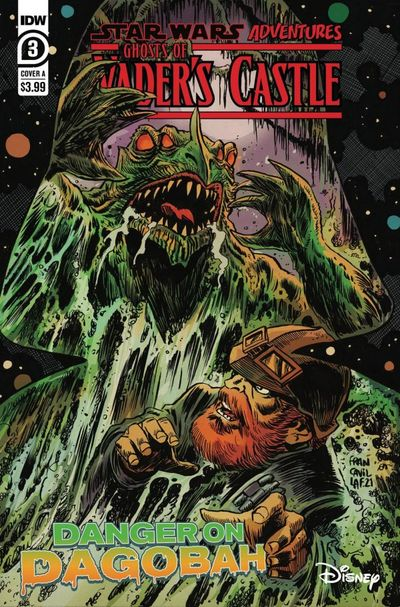 Star Wars Adventures – Ghosts of Vader's Castle #3 (2021)