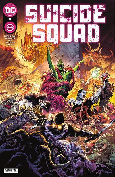 Suicide Squad #8 (2021)