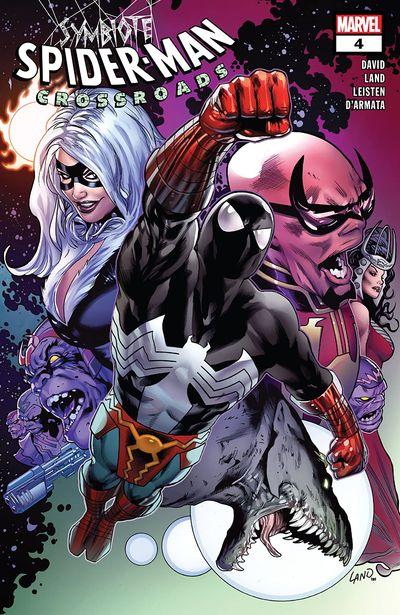 Symbiote Spider-Man – Crossroads #4 (2021)
