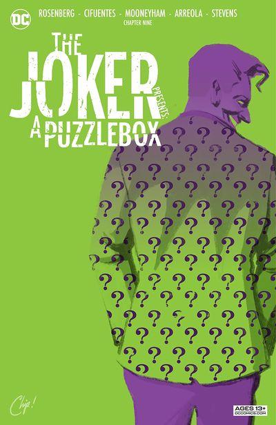 The Joker Presents – A Puzzlebox #9 (2021)