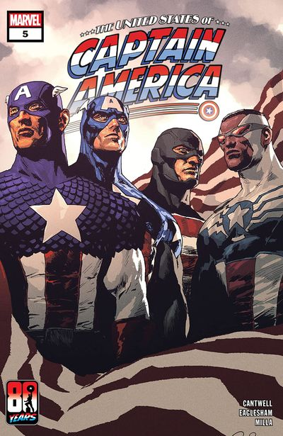 The United States of Captain America #5 (2021)