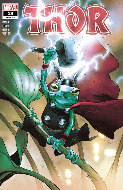 Thor #18 (2021)