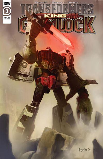 Transformers – King Grimlock #3 (2021)
