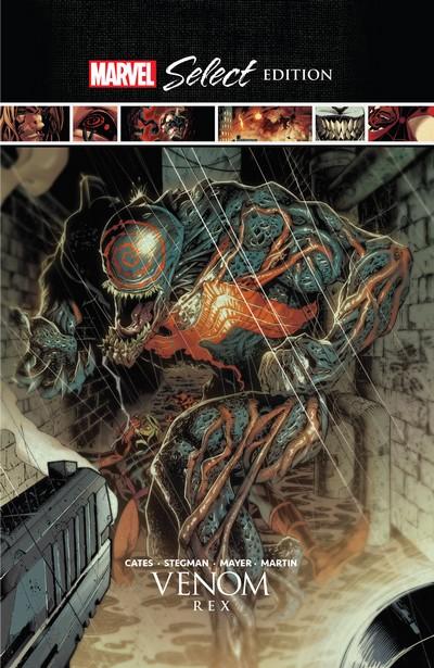 Venom – Rex Marvel Select (TPB) (2020)