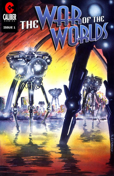 War of the Worlds #1 – 5 (2016)