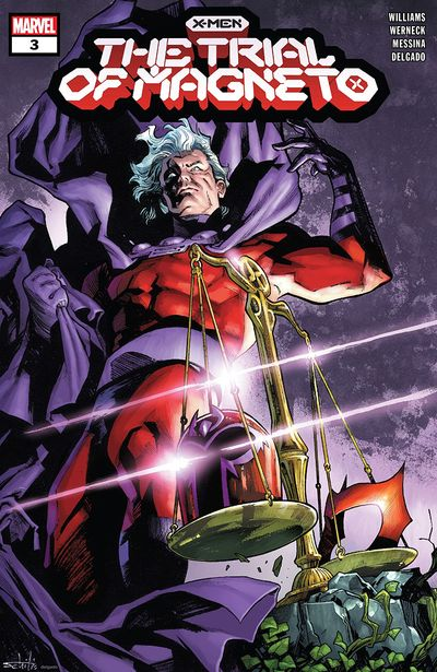 X-Men – The Trial Of Magneto #3 (2021)