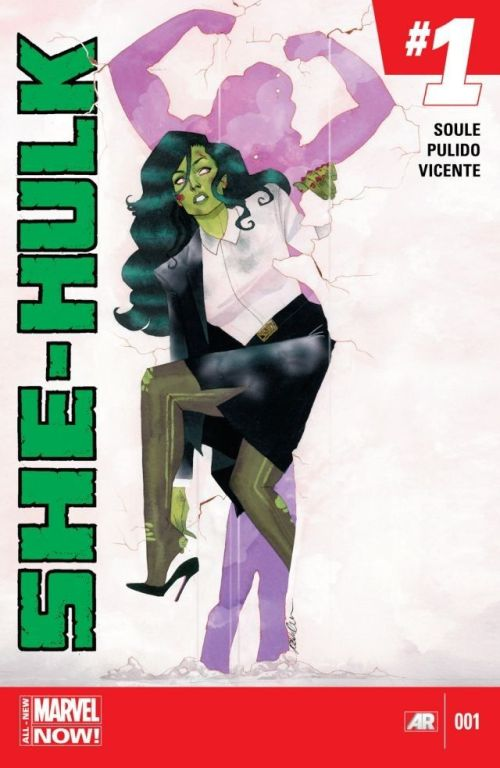 She-Hulk 001 – 011 Free Download