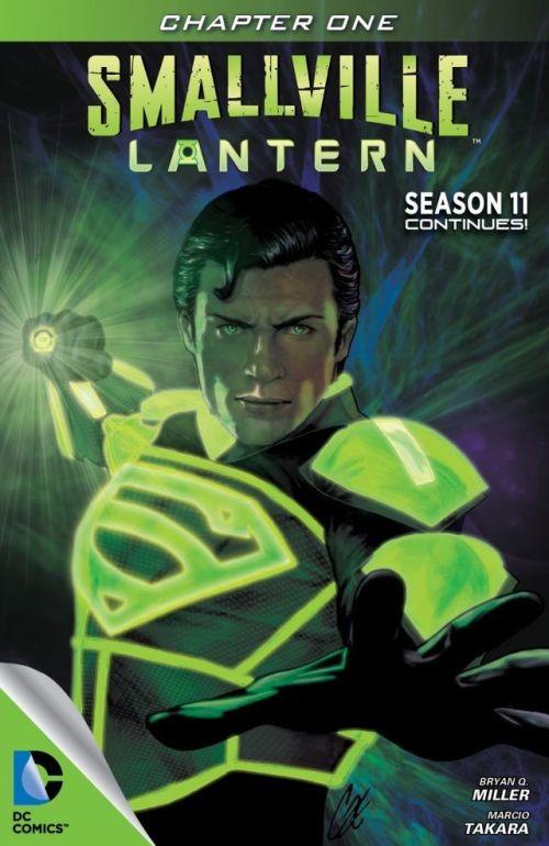 Smallville – Lantern 001-012 Free Download