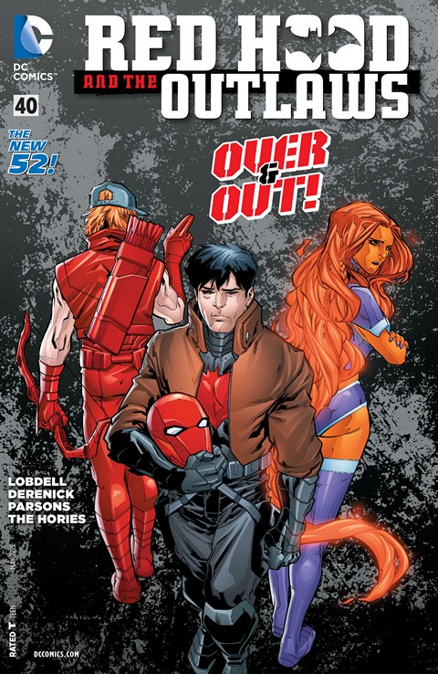 Red Hood and the Outlaws #40 Free Download