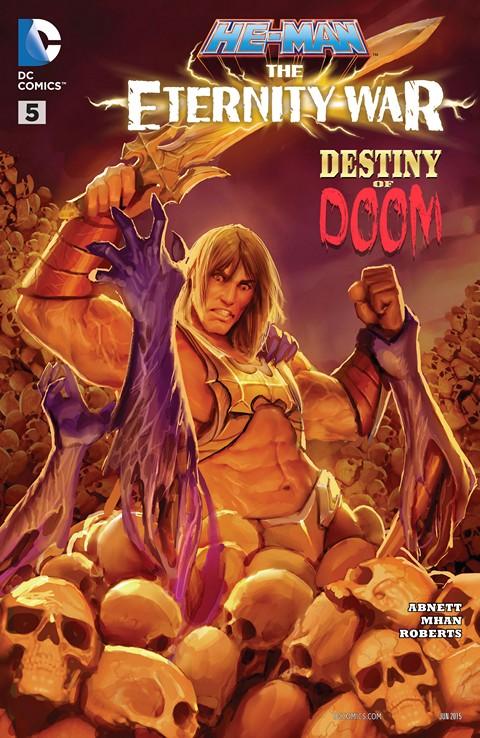 He-Man – The Eternity War #5