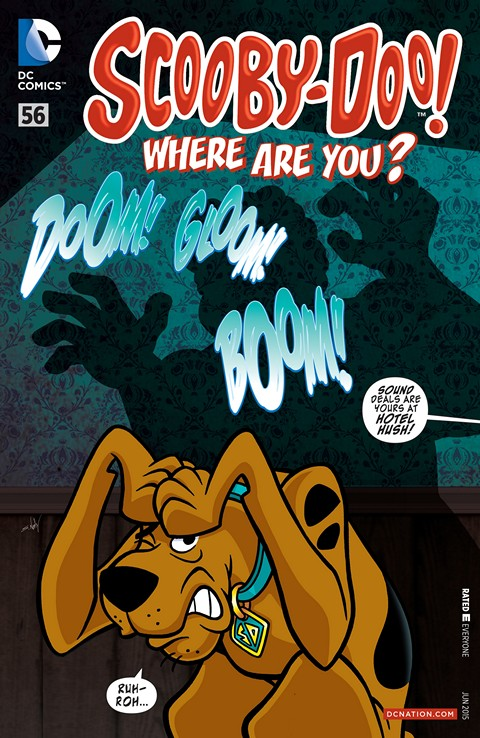 Scooby-Doo, Where Are You #56 Free Download
