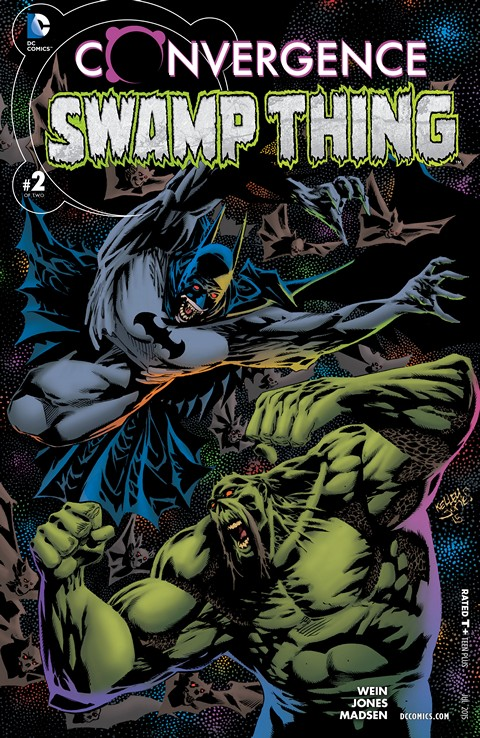 Convergence – Swamp Thing #2