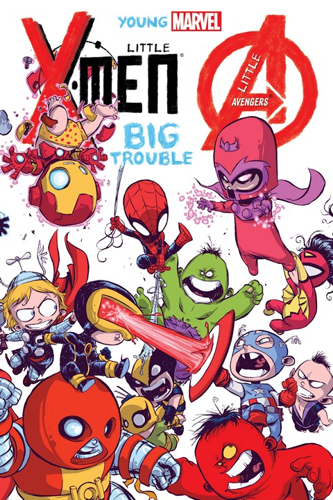 Young Marvel – Little X-Men, Little Avengers, Big Trouble