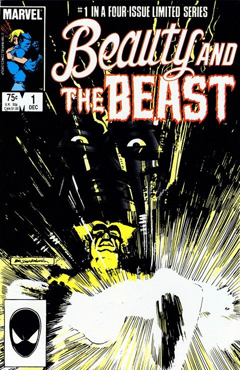 Beauty and the Beast #1 – 4