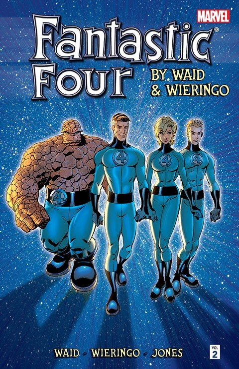 Fantastic Four By Mark Waid and Mike Wieringo – Ultimate Collection – Book Two