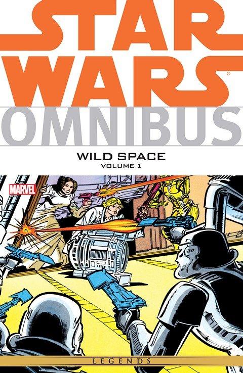 Star Wars Omnibus – Wild Space Vol. 1 – 2 (Marvel Edition)