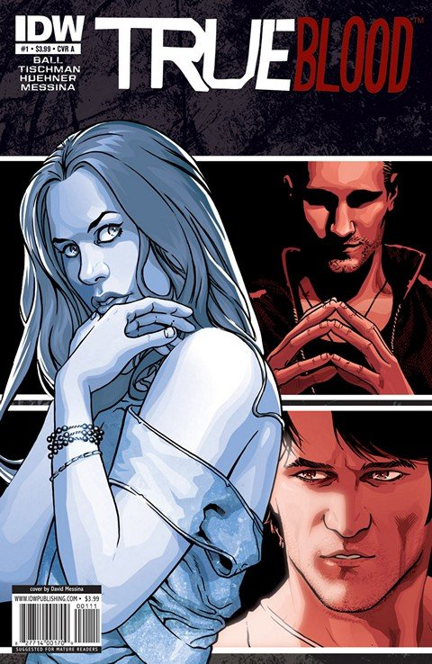 True Blood Comic (Collection)