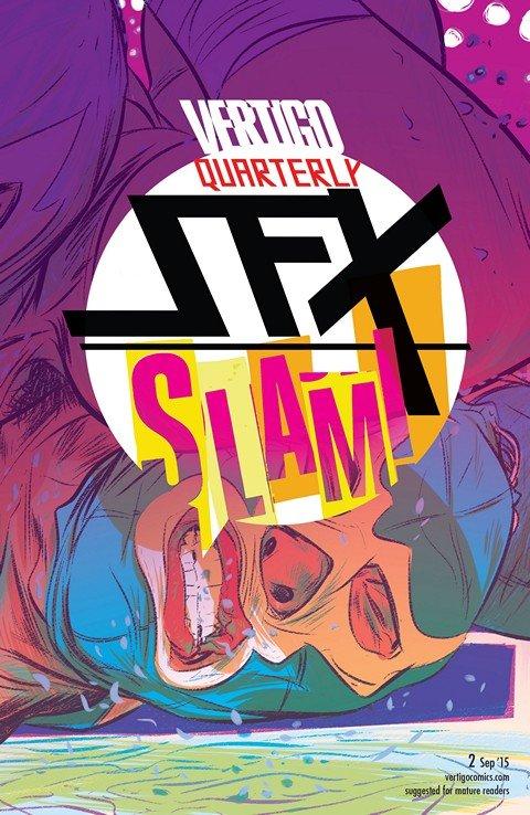 Vertigo Quarterly – SFX #2
