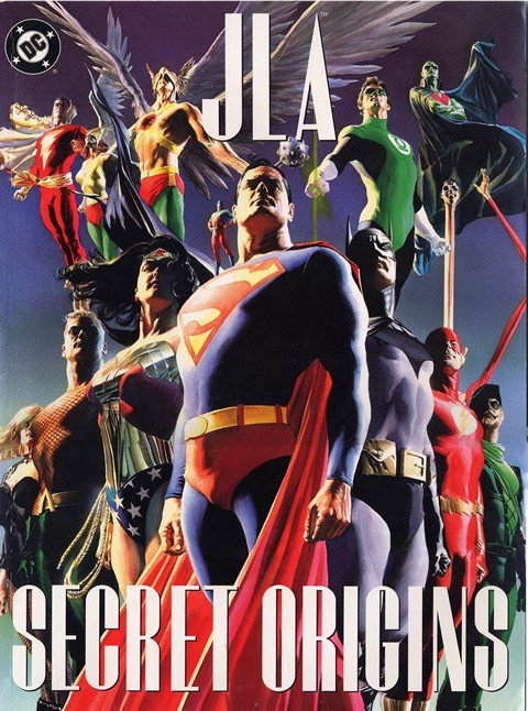 JLA – Secret Origins