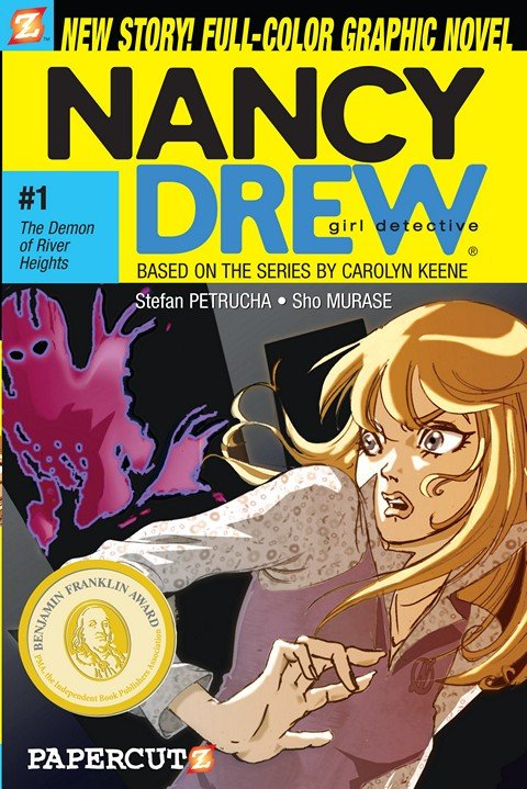Nancy Drew Vol. 1- 14 + Vol. 20 – 21 + Ashcan