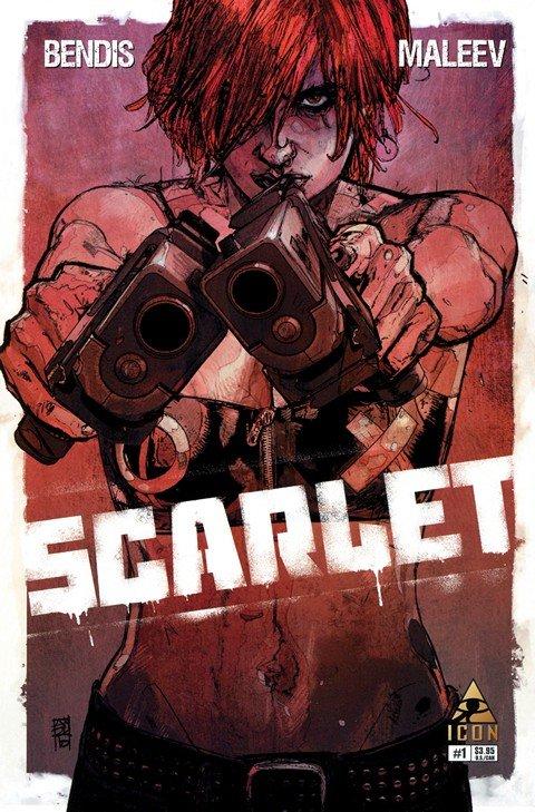 Scarlet #1 – 7