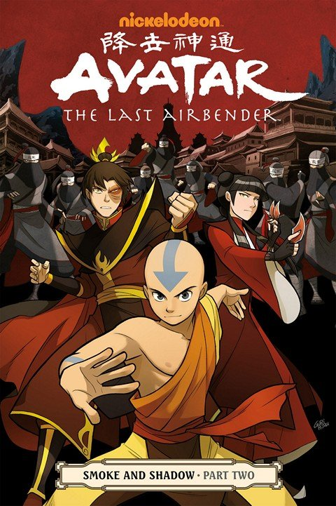 Avatar – The Last Airbender – Smoke and Shadow Part 2
